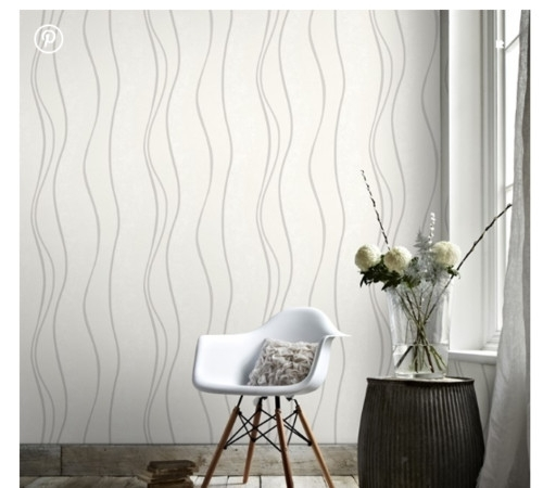Accent Wall Wallpaper – Wall Art Ideas Regarding Wallpaper Wall Accents (Image 3 of 15)