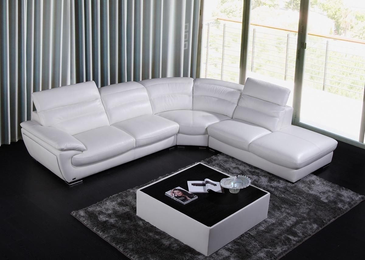 Adjustable Advanced Modern Leather L Shape Sectional Des Moines Iowa For Des Moines Ia Sectional Sofas (Image 2 of 10)
