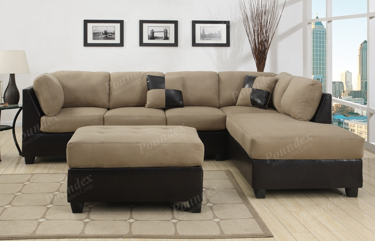 Affordable Oversized Sofas With Wayfair Couches Grey Leather With Wayfair Sectional Sofas (Image 1 of 10)