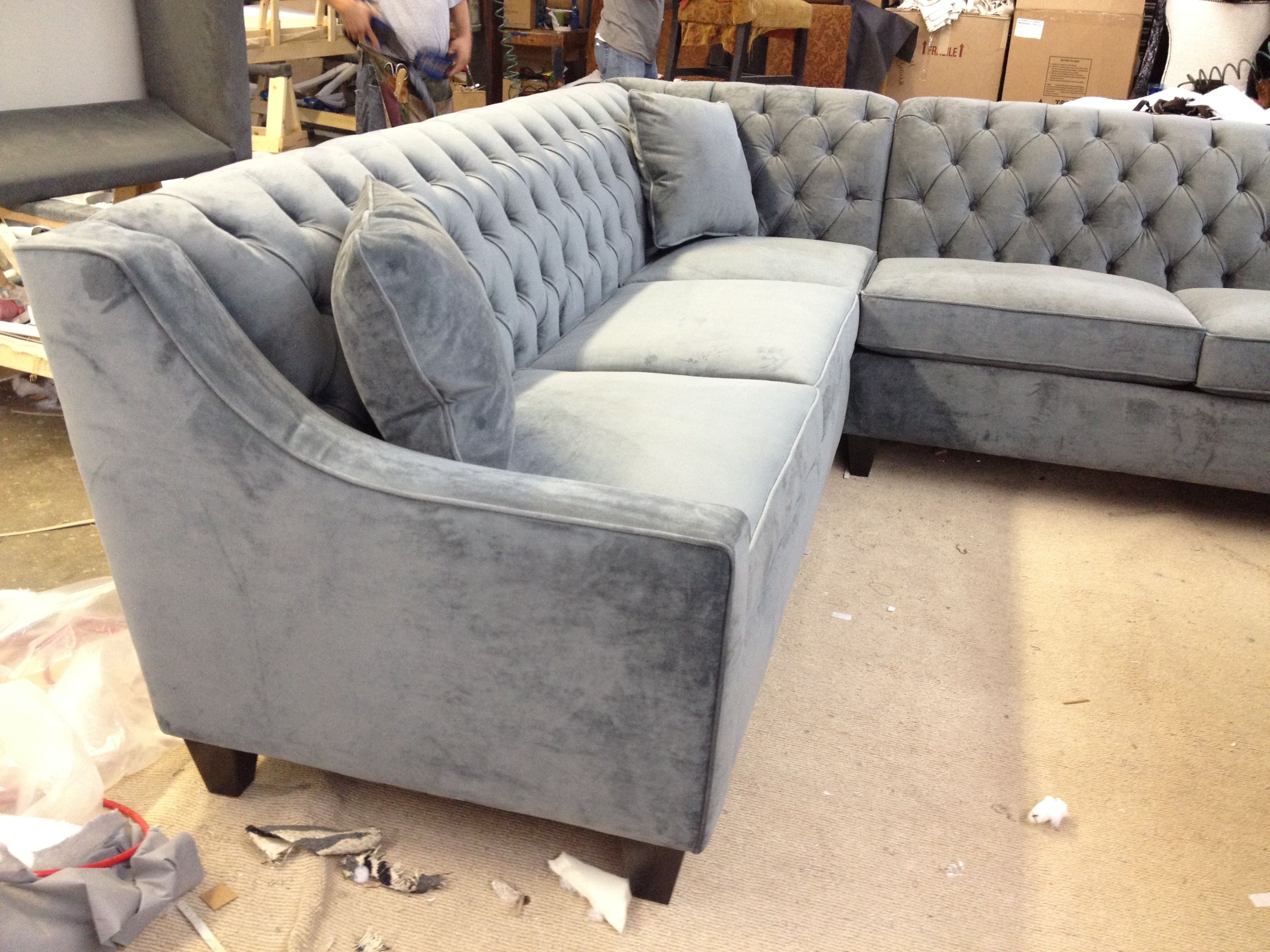 """Alexa"""" Sofa/sofa Sectional – Every Style Can Be Customized In With Regard To Houzz Sectional Sofas (Image 1 of 10)"""