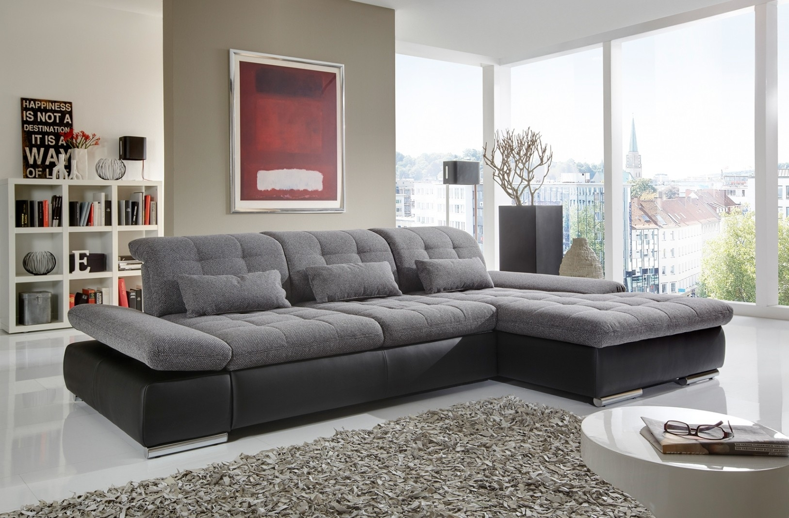 Alpine Sectional Sofa Buy Online At Best Price – Sohomod Regarding Nh Sectional Sofas (Image 1 of 10)