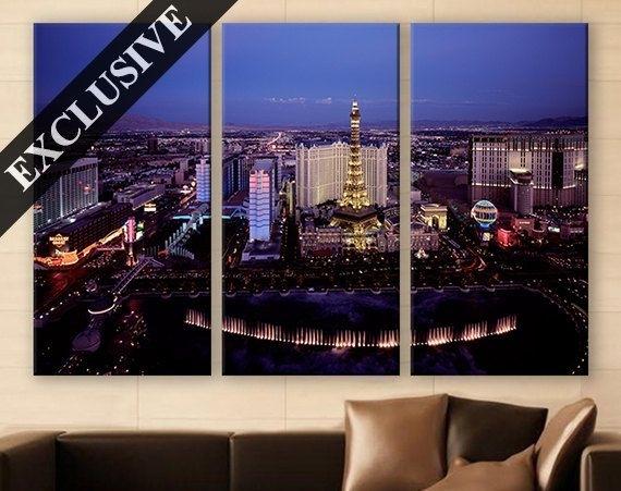 Amazing 90+ Las Vegas Wall Art Inspiration Of Wall (View 12 of 15)