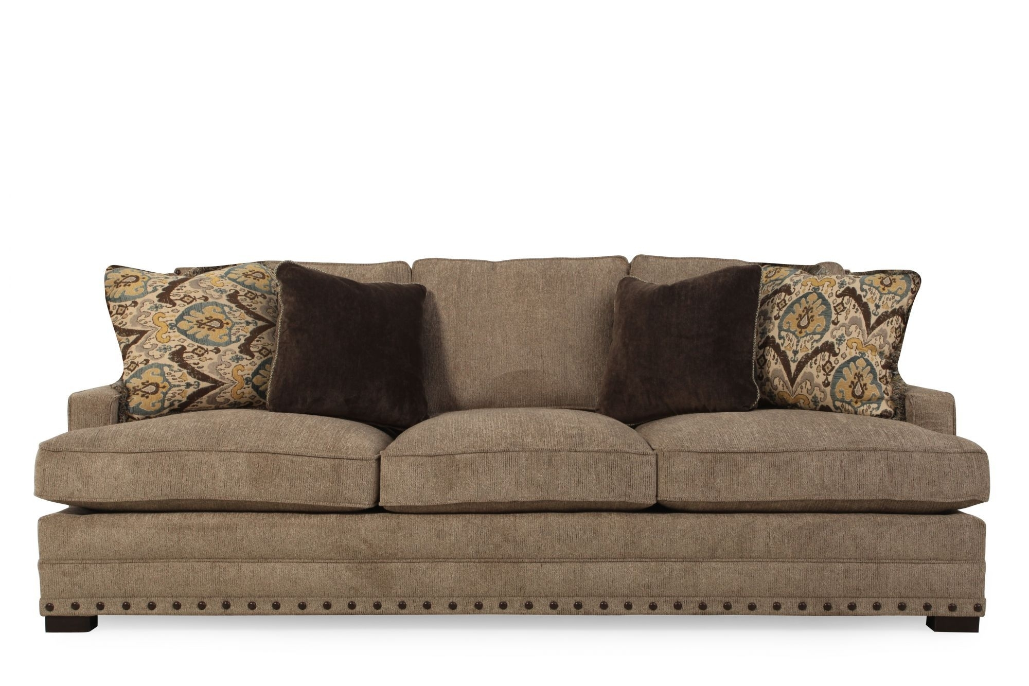 Amazing Bernhardt Cantor Sofa Mathis Brothers Furniture And Throughout Mathis Brothers Sectional Sofas (Image 1 of 10)
