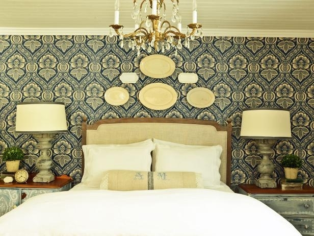 Amazing Creative Ideas Of Wall Decorations With Fabric Throughout Fabric Wall Accents (Image 4 of 15)