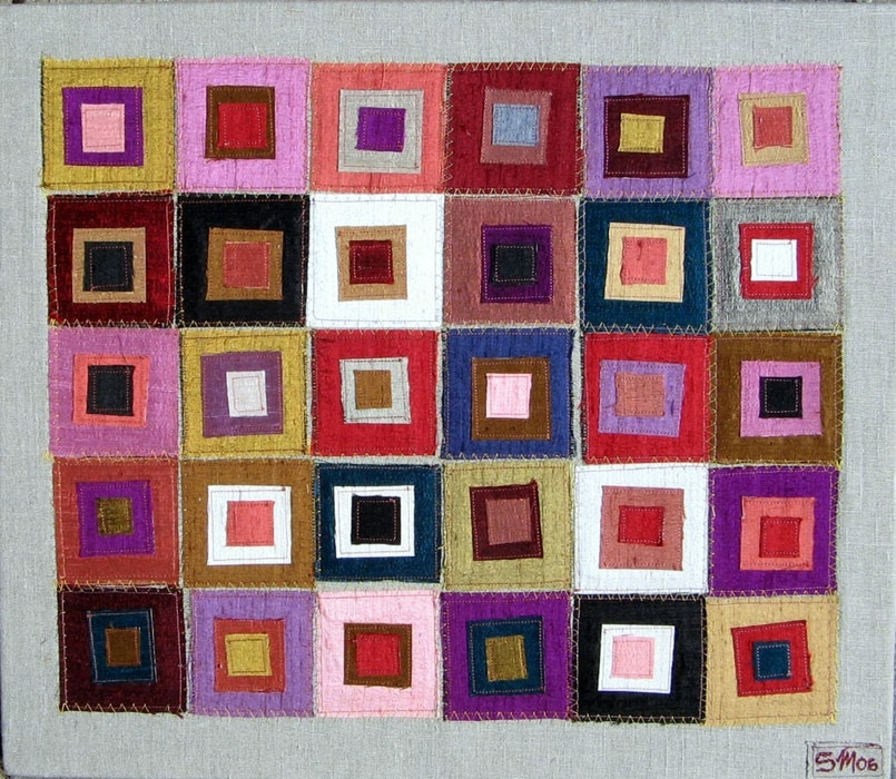 Amazing Textile Wall Art Con Fine Site In Textile Wall Art (Image 5 of 15)