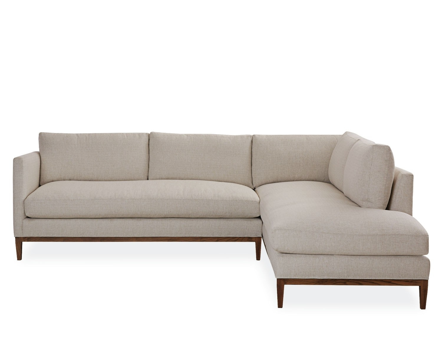 American Furniture | Palm Springs Chaise Sectional | Lee Industries Intended For Lee Industries Sectional Sofas (View 2 of 10)