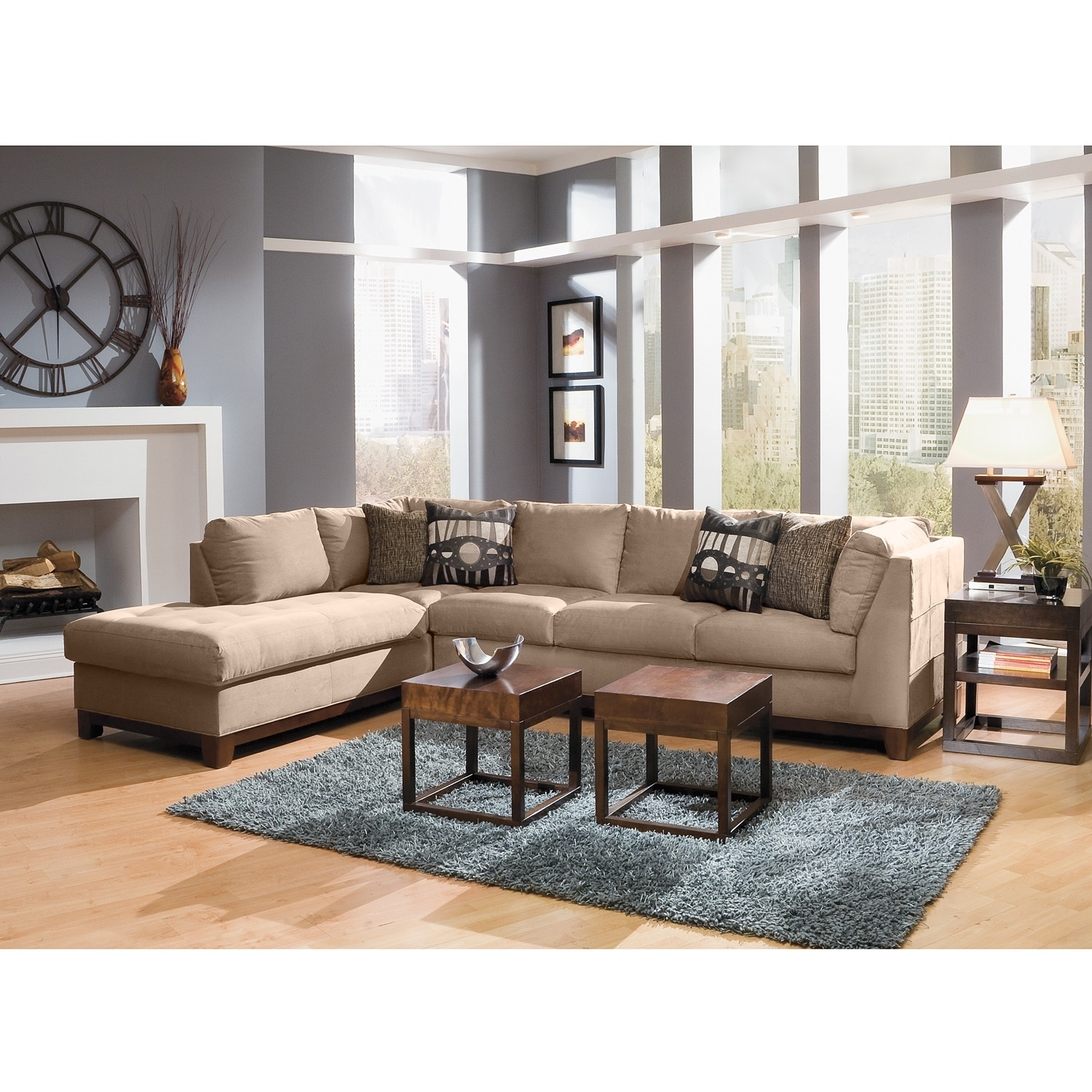 10+ Choices Of Sectional Sofas In Greensboro Nc
