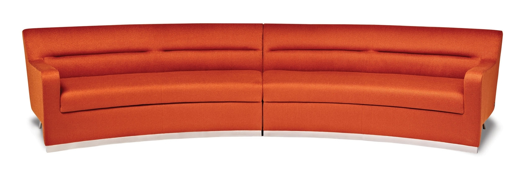 American Leather Niagara Sectional Sofa | Modern Furniture Pertaining To Niagara Sectional Sofas (Image 2 of 10)