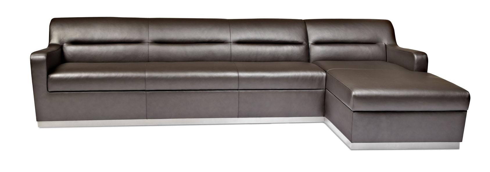 American Leather Niagara Sectional Sofa | Modern Furniture With Niagara Sectional Sofas (View 6 of 10)
