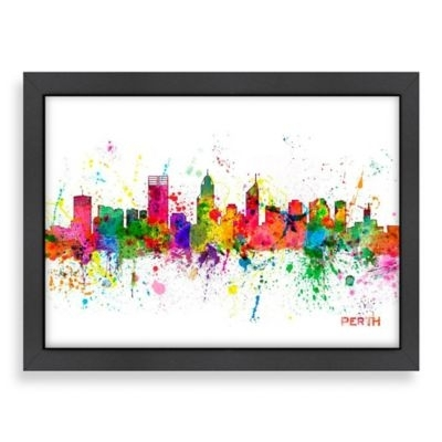 Featured Photo of Canvas Wall Art Of Perth