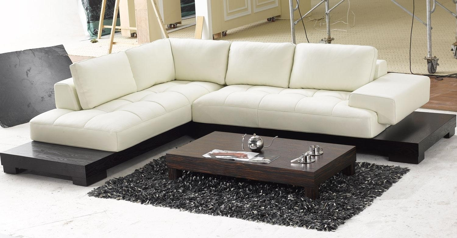 Angel Italian Leather Modern Sectional Sofa S3Net With Regard To Inside Modern Sectional Sofas (View 1 of 10)