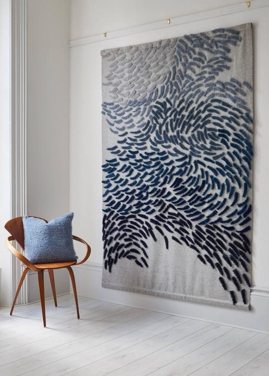 15 Photos Modern Fabric Wall Art | Wall Art Ideas