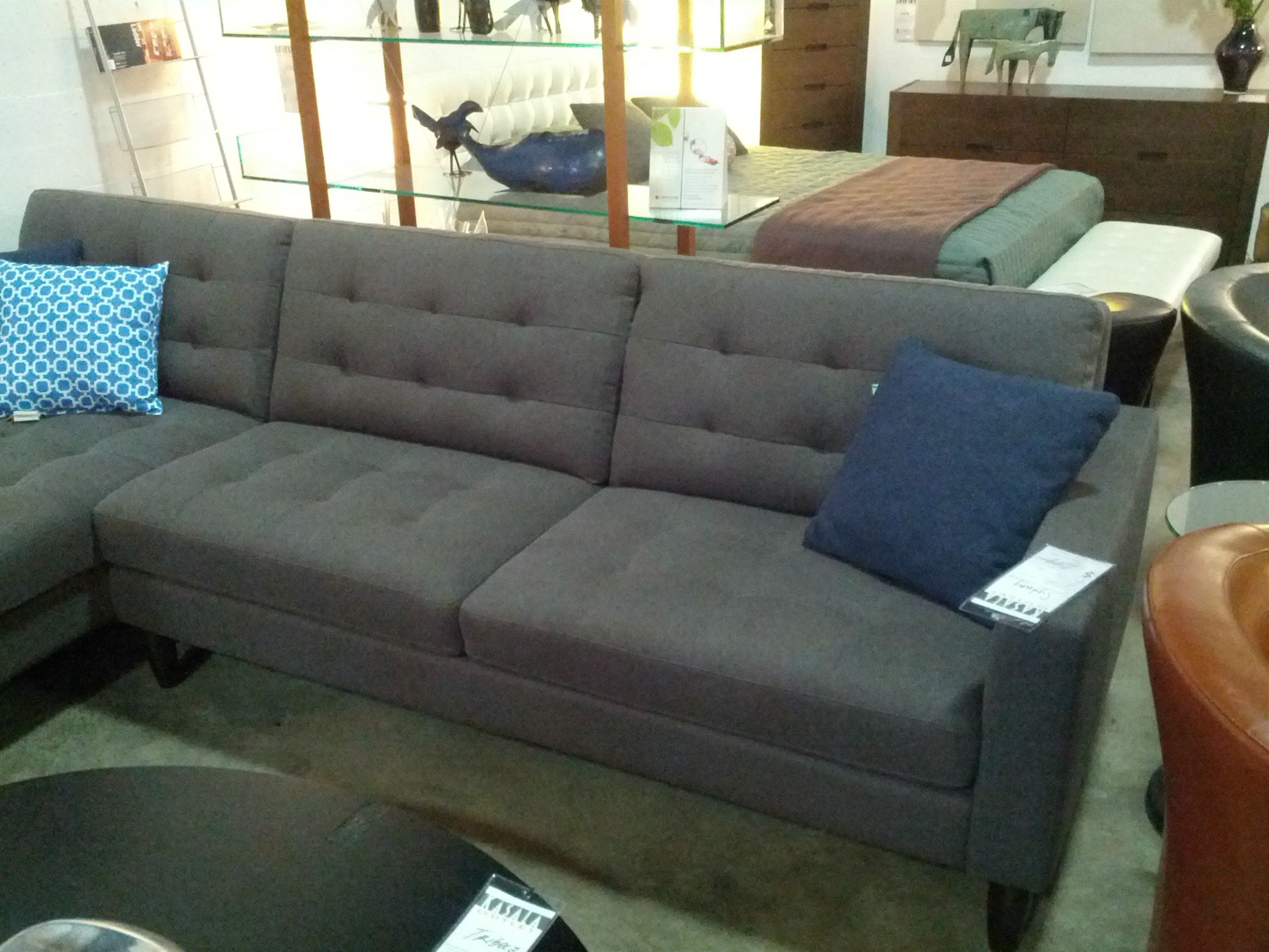 Another Gray Sectionalkasala, In Seattle | Home Decor Intended For Sydney Sectional Sofas (Image 1 of 10)