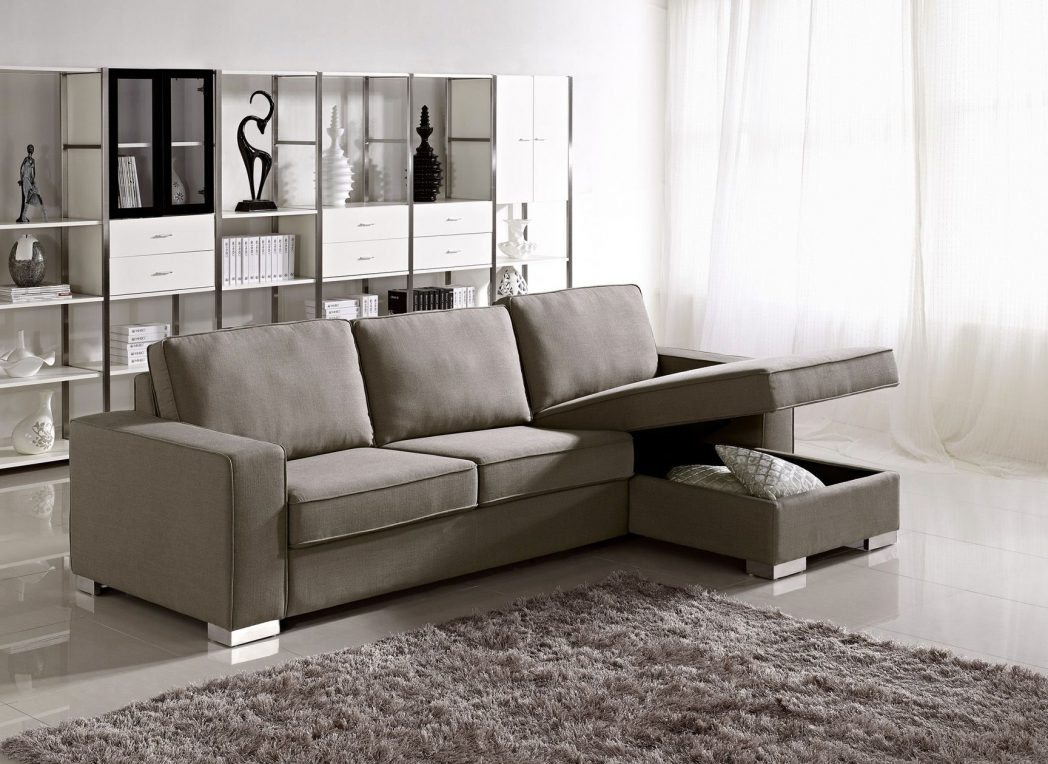 Apartment Size Sectional Sofa Leather Sleeper Vancouver Couch With Within Vancouver Sectional Sofas (Image 2 of 10)