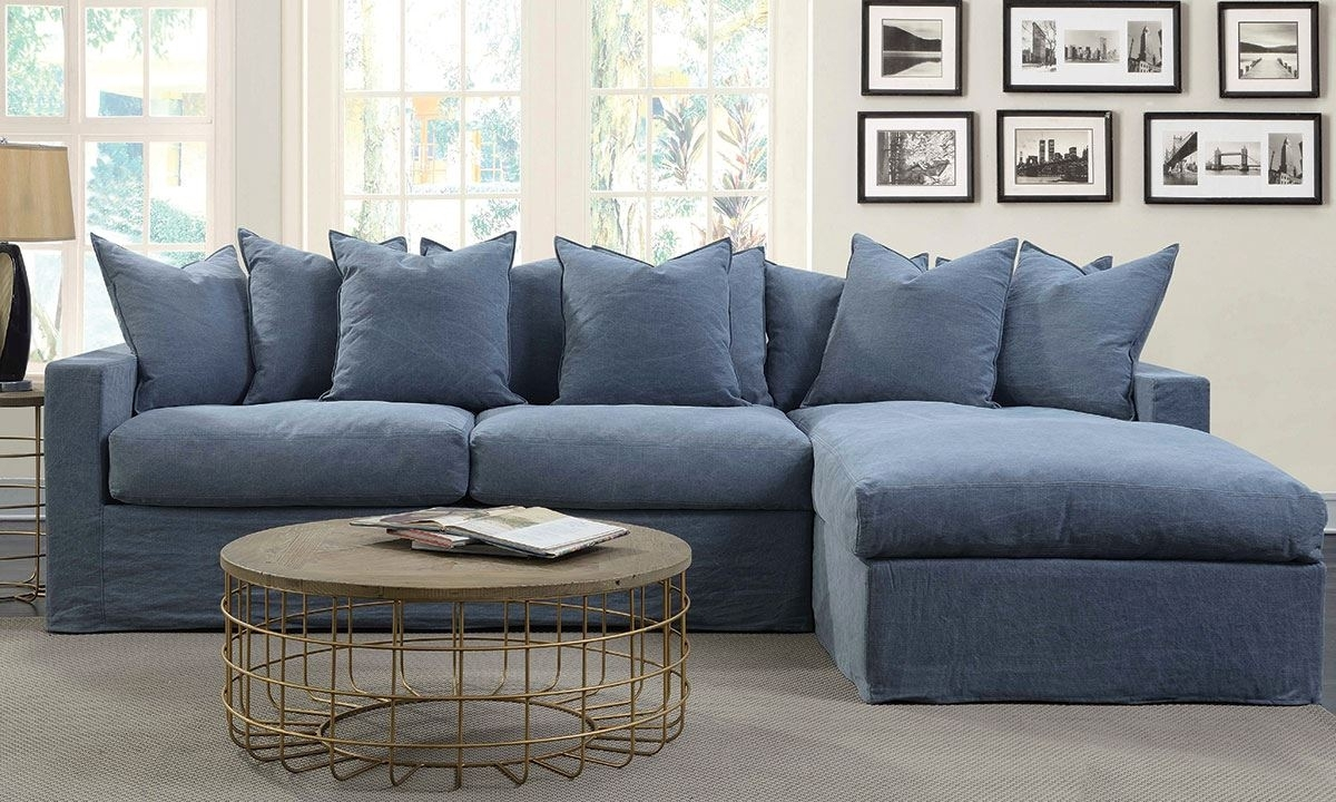 Aria Palmero Sectional Sofa With Chaise | The Dump Luxe Furniture Outlet With Regard To The Dump Sectional Sofas (View 9 of 10)