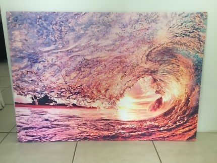 Art Canvas For Sale In Mandurah Area, Wa | Gumtree Australia Free Within Mandurah Canvas Wall Art (View 8 of 15)