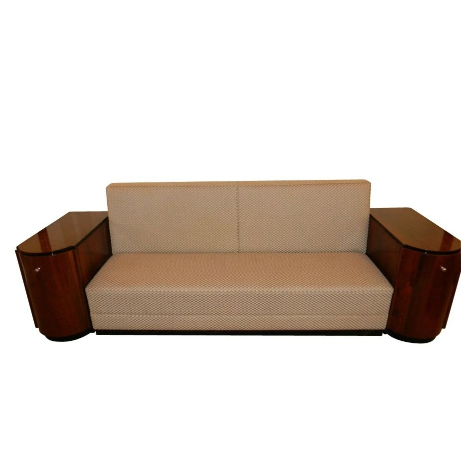 Art Deco Furniture For Sale | Seating Items | Art Deco Collection Regarding Art Deco Sofas (Image 3 of 10)