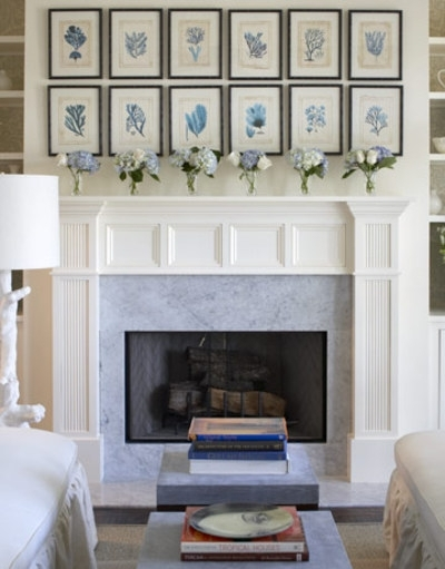 Art Over Fireplace Design Ideas With Regard To Over The Fireplace Inside Wall Accents Over Fireplace (View 4 of 15)