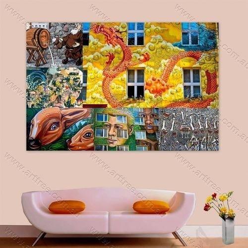 Art Prints Gold Coast Gold Coast Printing And Framing Premium Within Gold Coast Canvas Wall Art (View 7 of 15)