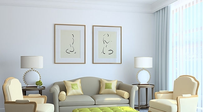 Art & Wall Décor – The Great Frame Up With Regard To Framed Art Prints For Living Room (View 5 of 15)
