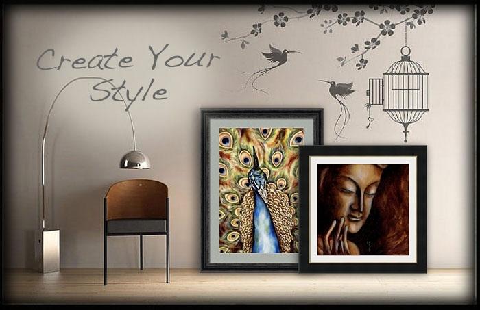 Artist Original Framed Art Prints For Sale Online Throughout Custom Framed Art Prints (Image 6 of 15)