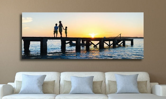 Featured Photo of Groupon Canvas Wall Art