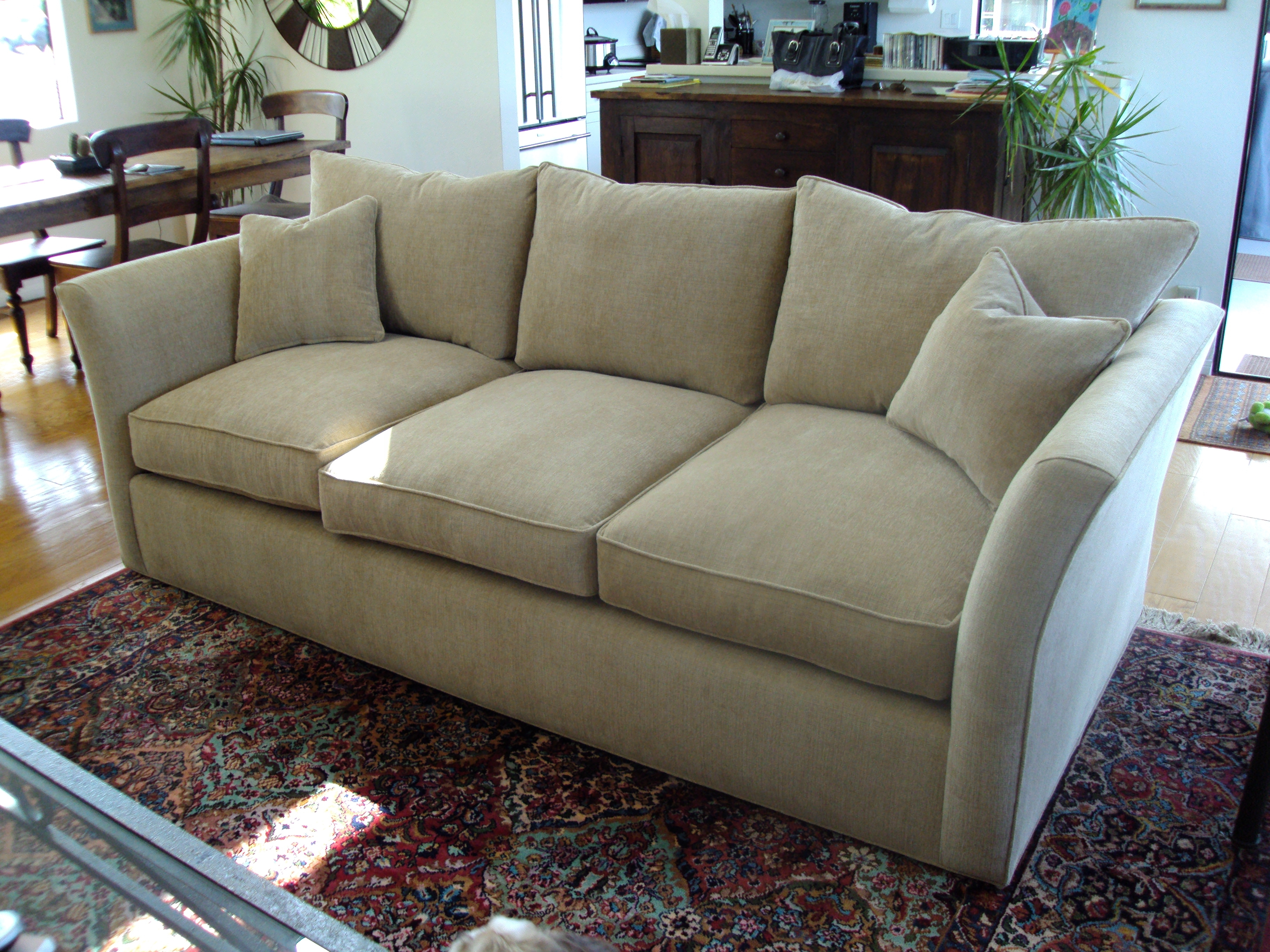 Attractive Reupholstering A Sectional Sofa 67 For Sectional Sofas With Sectional Sofas In North Carolina (View 6 of 10)