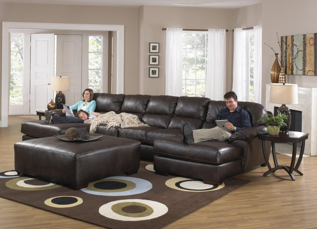 Awesome Raymour And Flanigan Sectional Sofa 27 For Microsuede Pertaining To Raymour And Flanigan Sectional Sofas (Image 4 of 10)