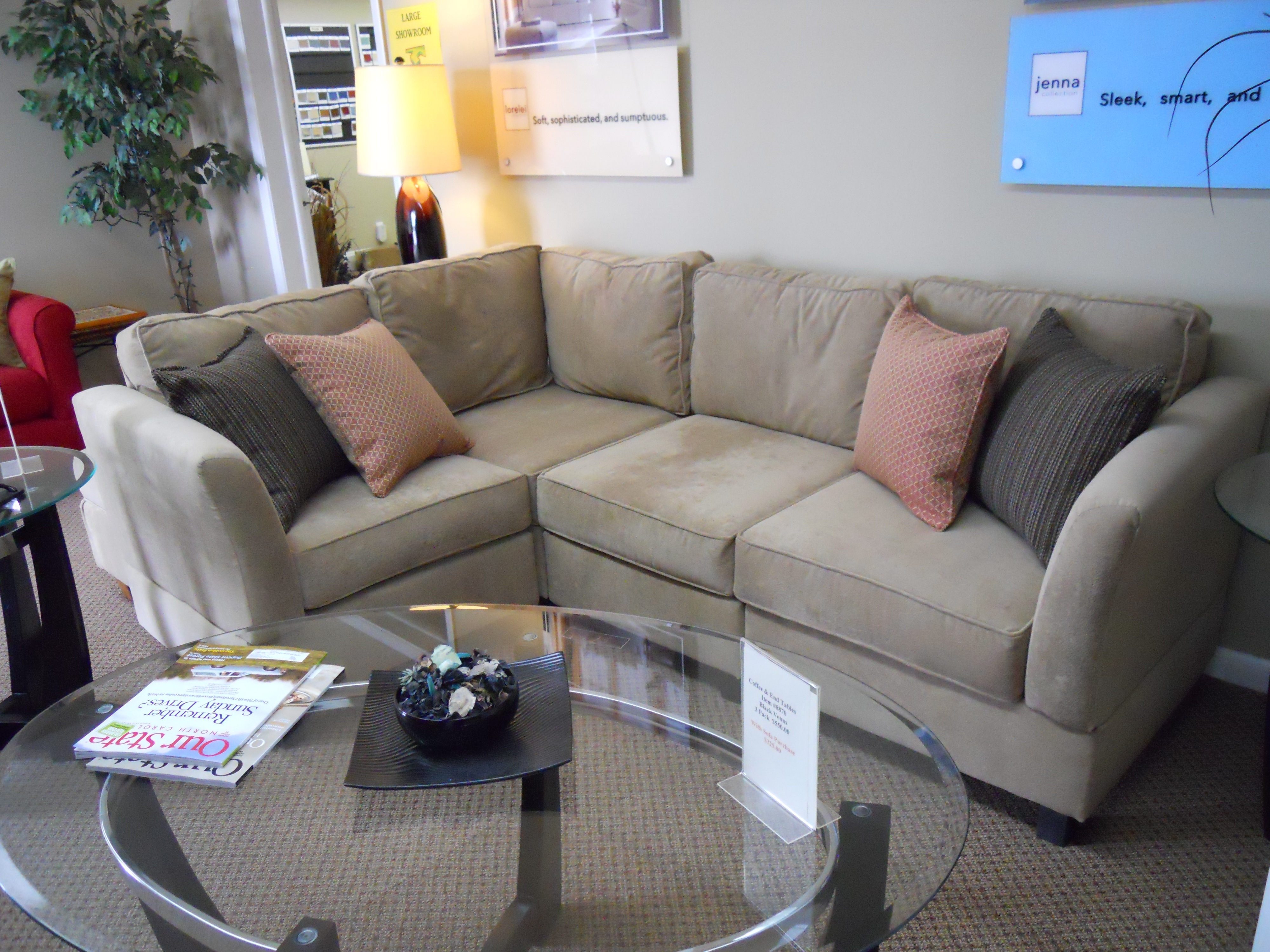 Awesome Small Apartment Sectional Sofa Contemporary – Liltigertoo In Narrow Spaces Sectional Sofas (Image 1 of 10)