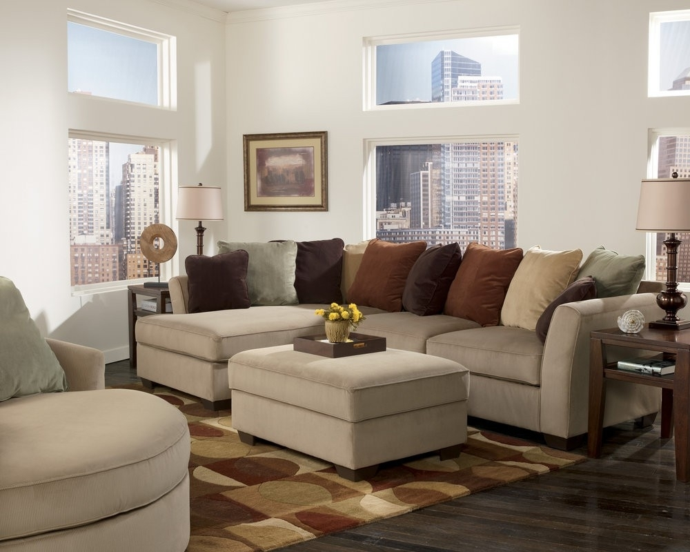 Awesome Sofa Sectionals For Small Spaces » Home Decorations Insight Throughout Sectional Sofas For Small Living Rooms (View 4 of 10)