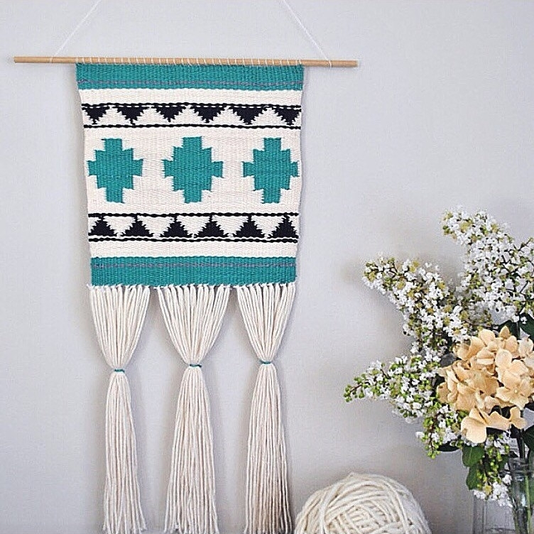 Awesome Textile Wall Hangings Plus Hanging Collaboration New Crop Pertaining To Hanging Textile Wall Art (Image 5 of 15)