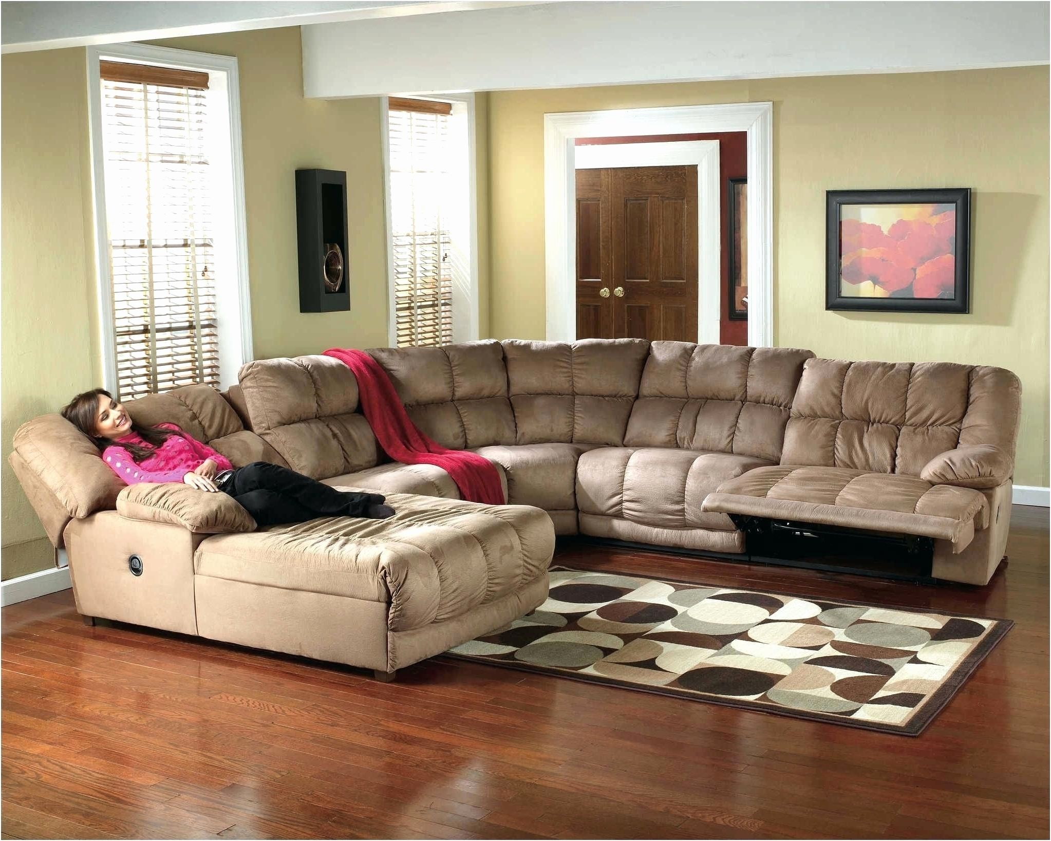 Awesome U Shaped Sofa 2018 – Couches And Sofas Ideas For Reclining U Shaped Sectionals (Image 3 of 10)