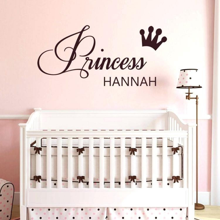 Baby Name Canvas Wall Art Nursery Wall Art Names Wall Art Name Intended For Baby Names Canvas Wall Art (View 12 of 15)