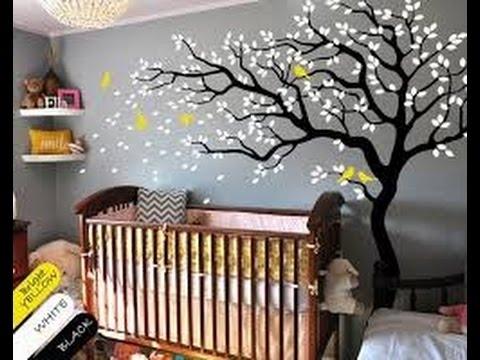 Baby Nursery Decor: Zigzag Pattern Wall Decor For Baby Nursery With Baby Nursery Fabric Wall Art (Image 3 of 15)