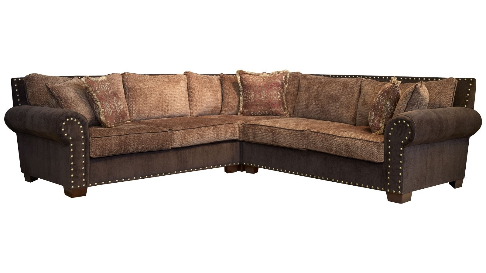 Barcelona Sectional | Gallery Furniture In Gallery Furniture Sectional Sofas (View 8 of 10)