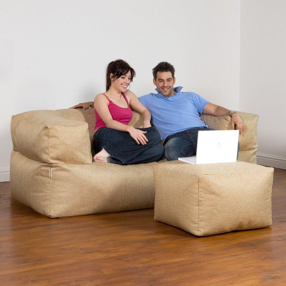 Beanbag Sofa | Sofa Inspiration, Living Room Sofa And Bean Bags For Bean Bag Sofas (View 6 of 10)