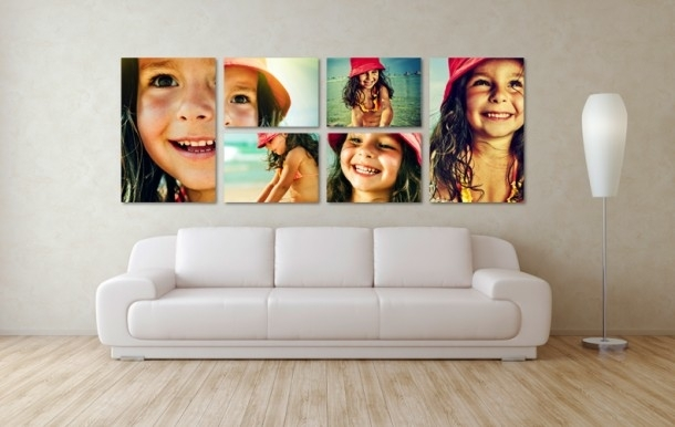 Beautiful Custom Photo Canvases Make A Great Gift – Cool Mom Picks Within Photography Canvas Wall Art (Image 2 of 15)