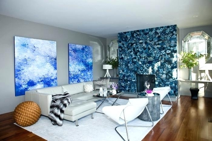 Beautiful Idea Abstract Wall Art For Living Room Modern Ideas Intended For Abstract Living Room Wall Art (Image 7 of 15)