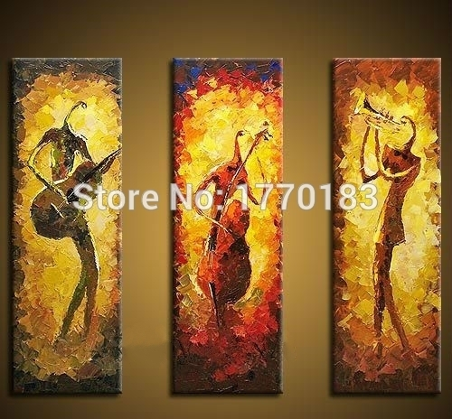 Beautiful Jazz Wall Decor Gallery – Wall Art Design Within Jazz Canvas Wall Art (View 13 of 15)