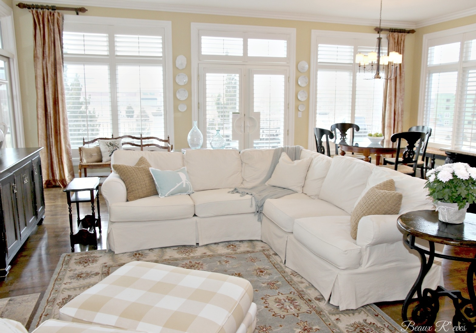 Featured Image of Pottery Barn Sectional Sofas
