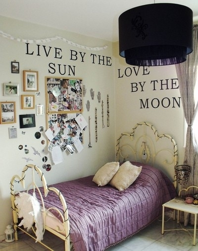 Bedroom Wall Decor | Bedroom Design Ideas For Season 2017 / 2018 Intended For Vintage Wall Accents (View 15 of 15)