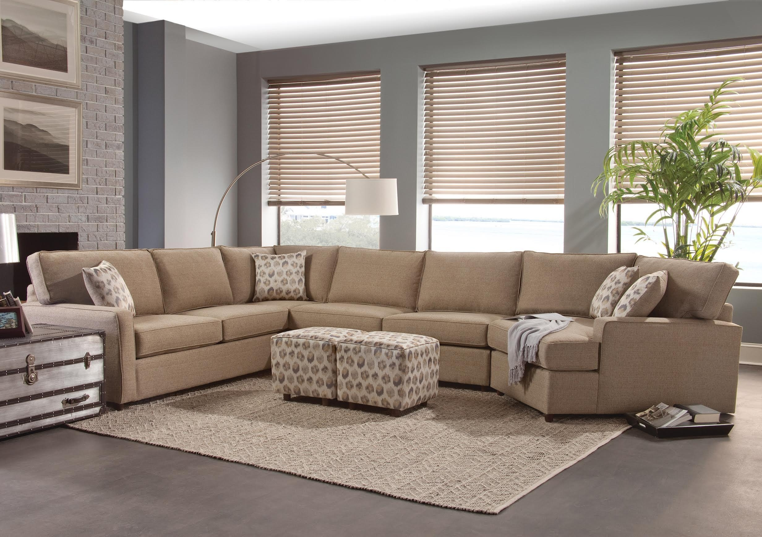 Featured Photo of Virginia Sectional Sofas