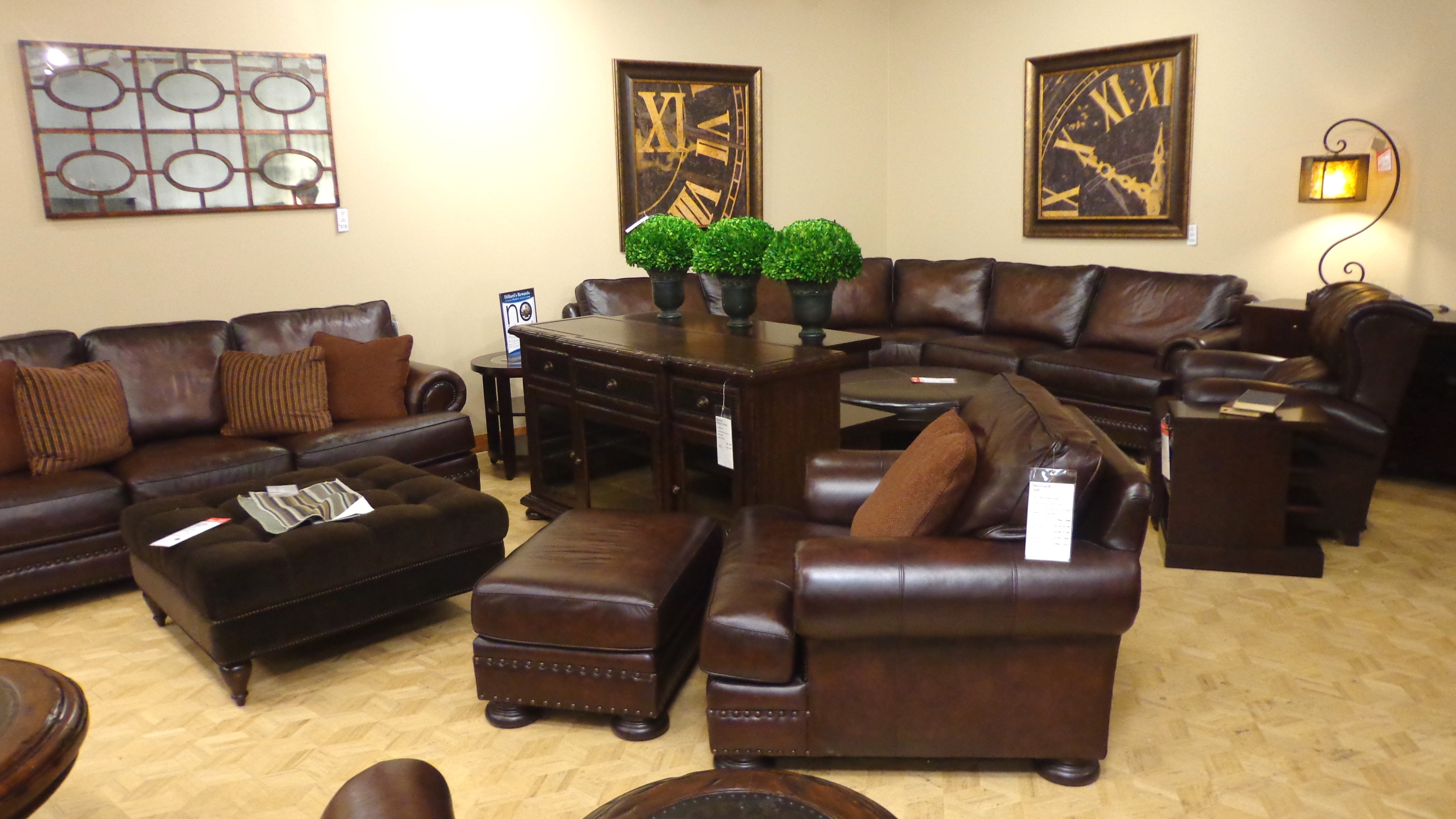 Bernhardt Leather Sofa Dillards • Leather Sofa For Dillards Sectional Sofas (View 5 of 10)