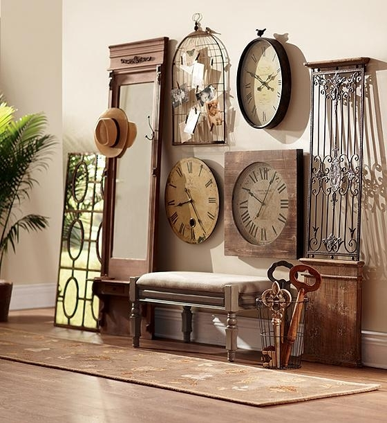 Best 25 Vintage Wall Decorations Ideas On Pinterest Vintage Inside Vintage Wall Accents (View 5 of 15)