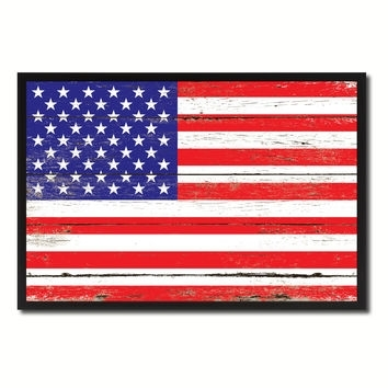 Best American Flag Wall Decor Products On Wanelo For American Flag Fabric Wall Art (View 11 of 15)
