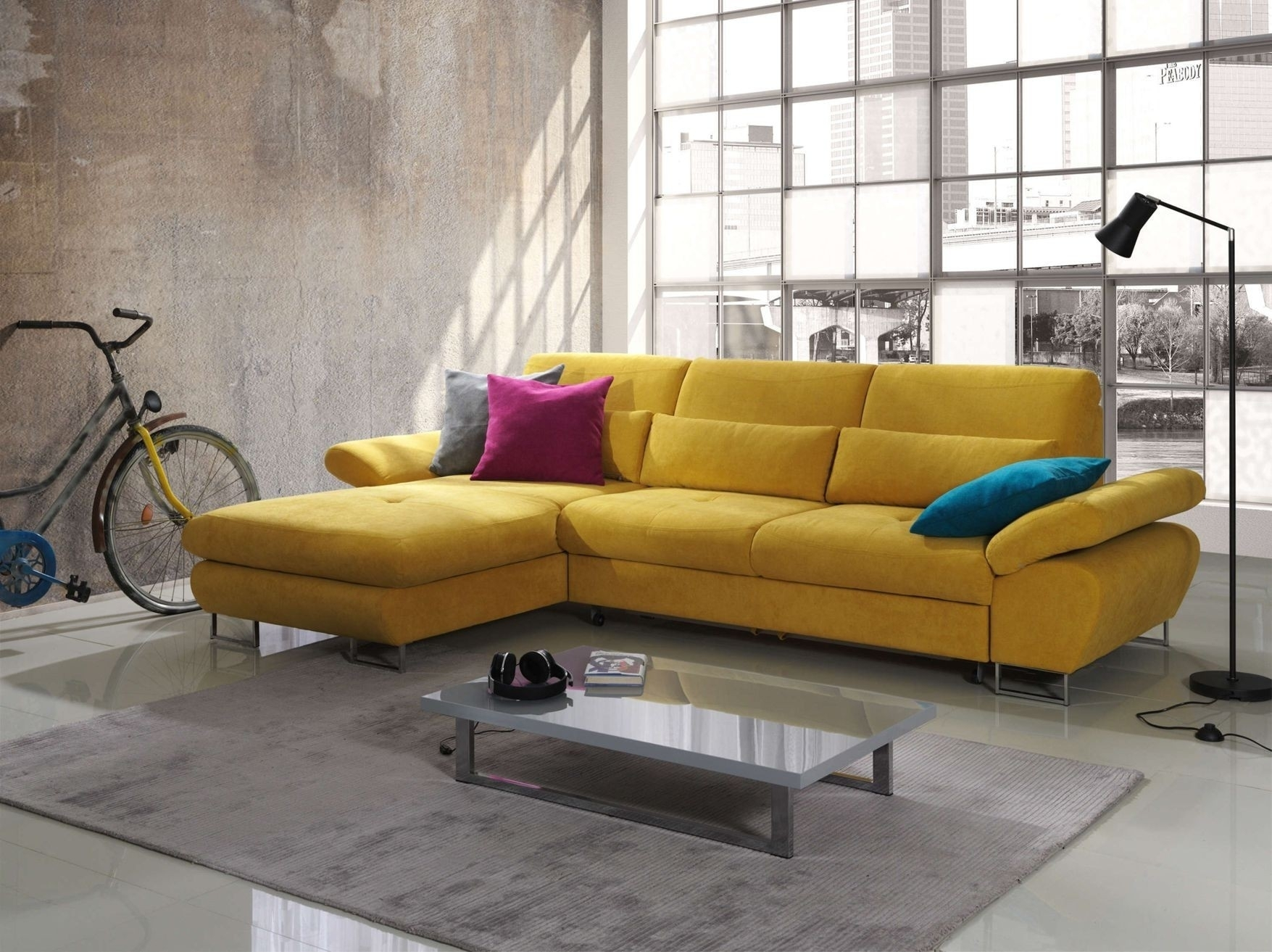 Best Apartment Sectional Sofa With Chaise Images – Liltigertoo With Apartment Sectional Sofas With Chaise (View 3 of 10)