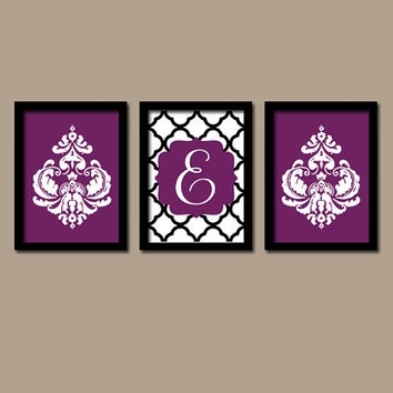 Best Damask Wall Art Products On Wanelo Throughout Letters Canvas Wall Art (View 5 of 15)