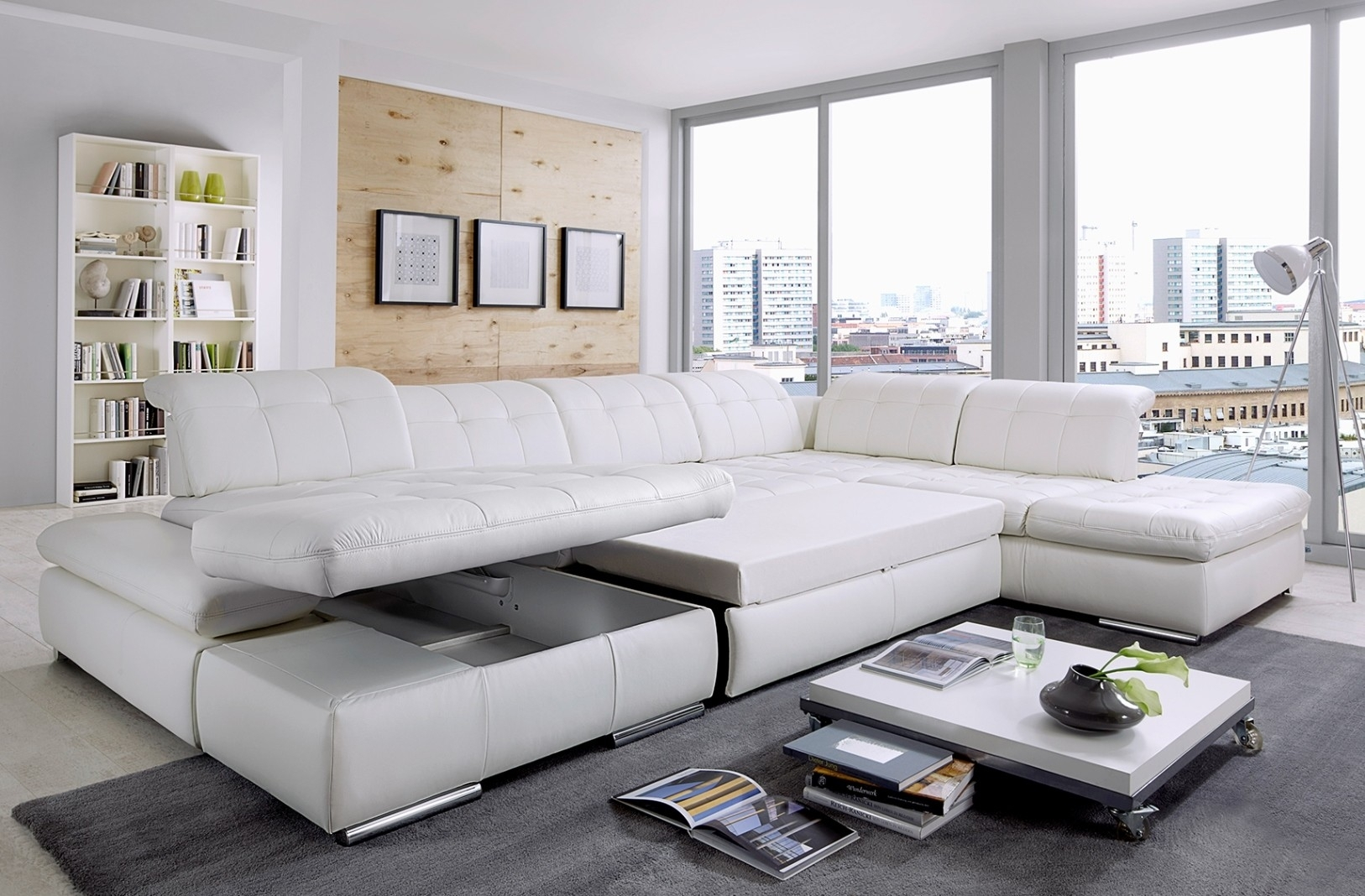 Best Modern Contemporary Furniture Stores Orlando Miami Florida Fl Throughout Nh Sectional Sofas (Image 2 of 10)