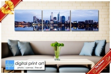 Featured Photo of Melbourne Canvas Wall Art