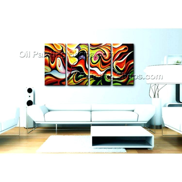 Featured Image of Big W Canvas Wall Art